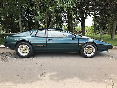 1987 LOTUS ESPRIT HC Normally Aspirated
