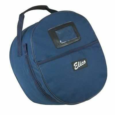 Elico Riding Hat Carry Bag - Navy