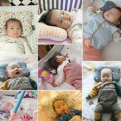 Baby Pillow For Newborn Breathable 3D Air Mesh Cotton Protective Pillow