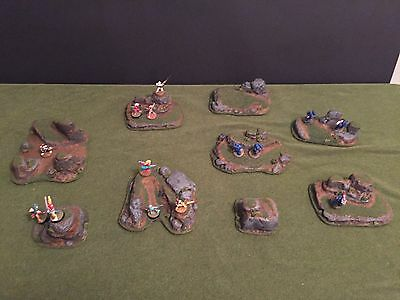 Warhammer, LOTR, Grunts, Earth, Sci-fi, Model Terrain & Scenery Starter Kit