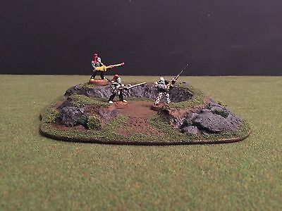 Warhammer, LOTR, Grunts, Earth, Sci-fi, Model Terrain & Scenery Crater