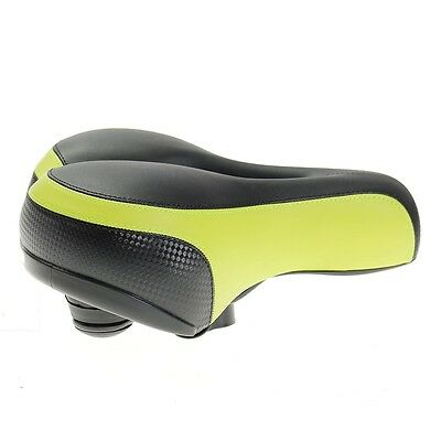 OUTERDO Conception antichoc Large Cushion Selle VTT selle de bicyclette vélo de