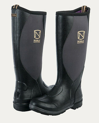 Noble Outfitters Muds Stay Cool Boots Horse Riding