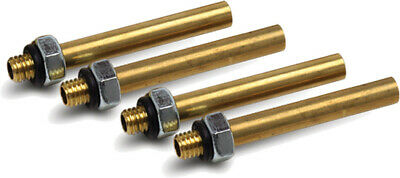 Replacement 6Mm Short Brass Ad Apters 4/Pk Motion Pro 21-3218