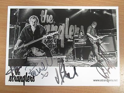Mileawards 8 charity auction signed the stranglers for Charity motors auction 8 mile