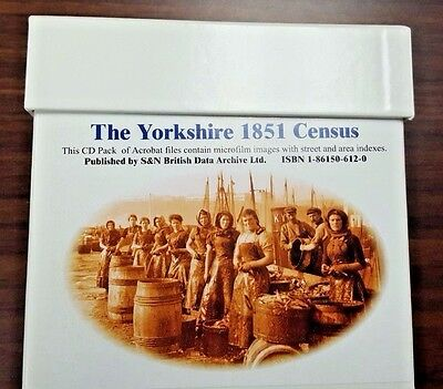The Yorkshire 1851 Census