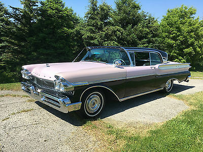 Mercury: Other Turnpike Cruiser 1957 Mercury Turnpike Cruiser Nice Overal Condition Rare Rust free Southern Car