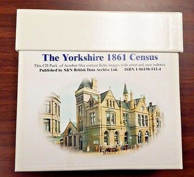 The Yorkshire 1861 Census