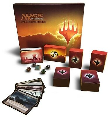 Magic Planechase Anthology Set (Englisch) Magic the Gathering MTG Decks Box Card