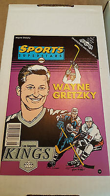 Wayne Gretzky Comic Book (1992) Sports Superstars #2 VF/NM 9.0