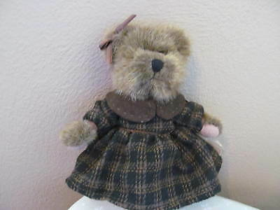 Russ Vintage Limited Edition Bear - Brittany - NWT - Russ LE Stand