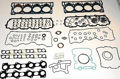 Head Gasket Set Mls Head Gaskets (18 Mm) 03-10 Ford 6.0 Diesel Turbo