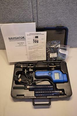 DELMHORST NAVIGATOR PRO 3-in-1 MOISTURE METER -  INFRARED LINKAGE TO A PC OR LAP