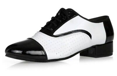 Men's genuine leather dancing shoes