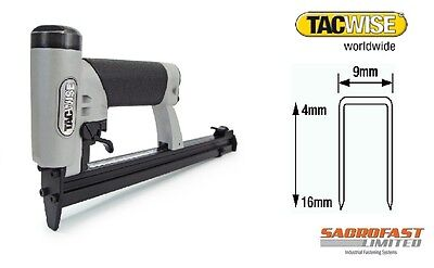 Tacwise A71 Automatic Upholstery Air Stapler 4-16Mm - Long Mag Version
