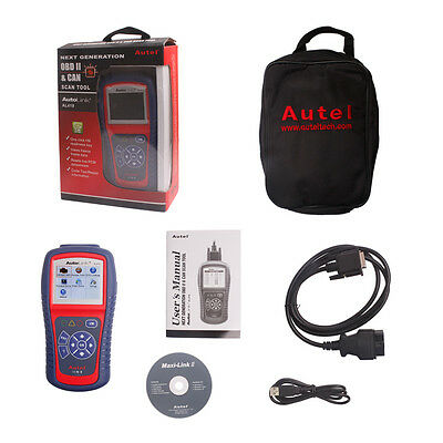 Interface Diagnostique AUTO MultiMarques AUTEL AutoLink AL419 Valise Diag OBDII