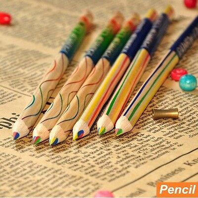 Bulk Colourful Colored Pencil School Supplies Drawing Painting Pencil Good