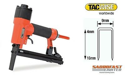 Tacwise A7116Ln Long Nose Upholstery Air Stapler 4-16Mm