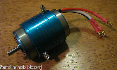 NEW! Pro Boat  Water Cooled RC Brushless Marine Motor PRB 3310 A3630 - 1500 KV