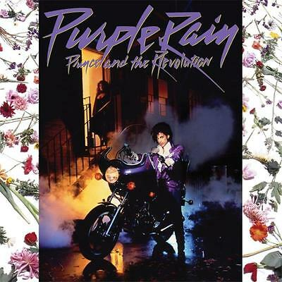 Prince Purple Rain Remastered 2 Cd Digipak New