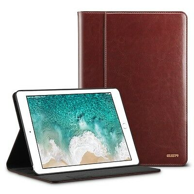 Brown Apple iPad Pro Leather Case 10.5 inch Pouch Stand Cover Bag Holder Protect