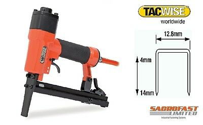 Tacwise A8016Ln Long Nose Upholstery Air Stapler 4-16Mm