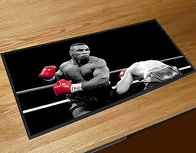 Mike Tyson Vs Peter McNeeley Boxing Sport Bar Runner mat Pubs & bars
