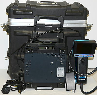 GE Inspection Everest VIT Videoscope XL620 Borescope Inspection Camera Scope