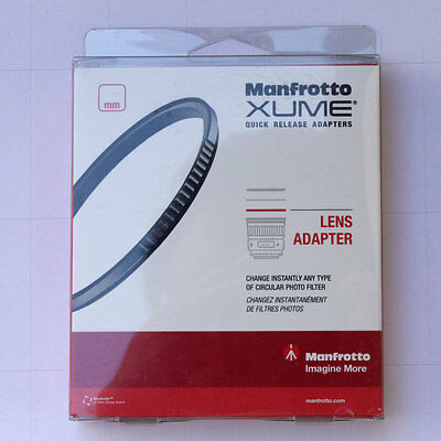 Manfrotto XUME Objektivadapter 77 mm / MFXLA77 /  Xume Lens Adapter 77mm