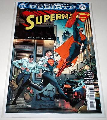 SUPERMAN # 25 DC Comic  August 2017  NM  VARIANT COVER EDITION