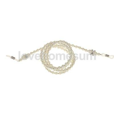 Fashion Pearls Bead Neck Chain Strap Cord for Sunglasses Glasses Eyeglasses