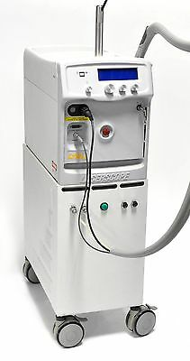 2003 Laserscope Lyra Nd:YAG Laser System w/ CoolSpot 10mm HandPiece Hair Removal