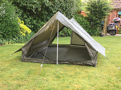 French Army Surplus 2 Man Tent - New
