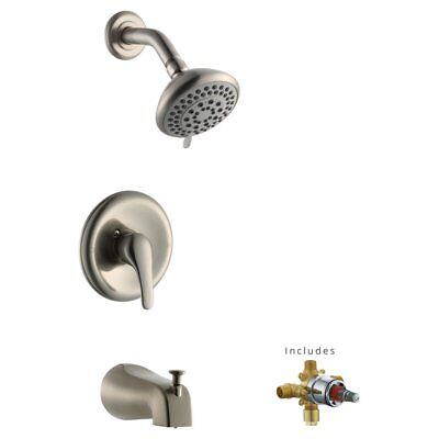 Design House Middleton 545764 Tub and Shower Faucet