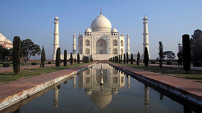 8-Day India Golden Triangle with Ranthambore Tour Vacation Package