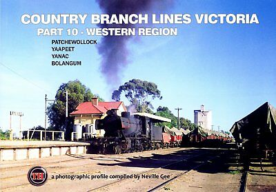 Country Branch Lines Victoria Part10 - Western Region