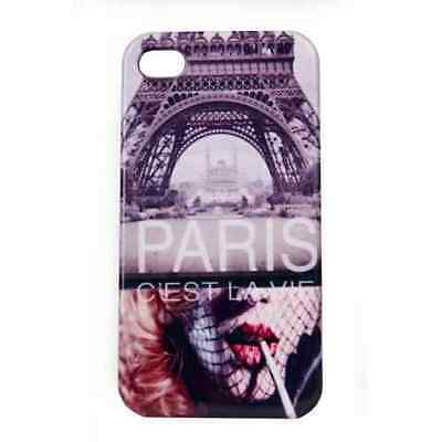 Coque iPhone 5 5S SE Paris Meat Japan - Plastique