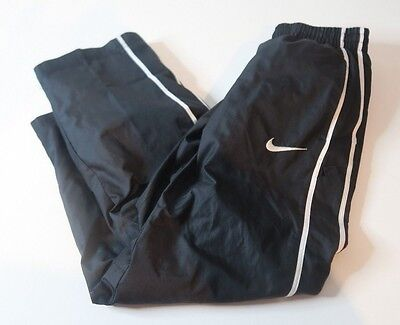 Nike Black Running Pants Joggers Youth Size Small