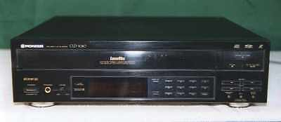Pioneer Laser Disc Player CLD-1080 and 20 Laser Discs