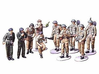 Tamiya 32526 1/48 WWII British Infantry Set European Campaign from Japan