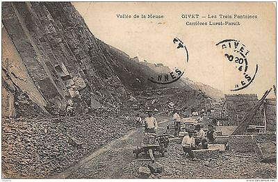 08-Givet-Carrieres Lurot Paruit-N°R2040-E/0239