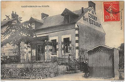 03-Saint Germain Des Fosses-Cafe Au Cerisier-N°R2040-D/0045