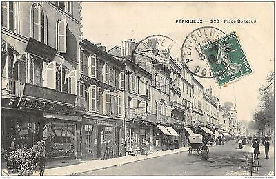 24-Perigueux-Place Bugeaud-N°R2041-F/0011