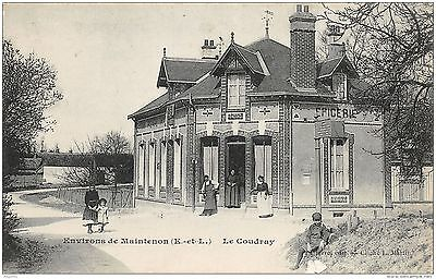 28-Le Coudray-Epicerie-N°R2041-H/0381