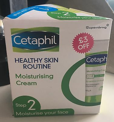 Cetaphil Healthy Skin Routine -  Gentle Skin Cleanser and Moisturisers + £3 Off