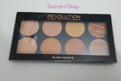 All About Bronze - Makeup Revolution Bronzer Contouring Highlighting Palette