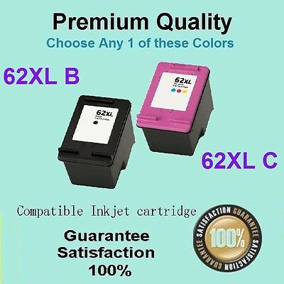 Any x 62XL Ink Cartridges Compatible for HP Envy 5540 Envy 5640 OFFICEJET 5740