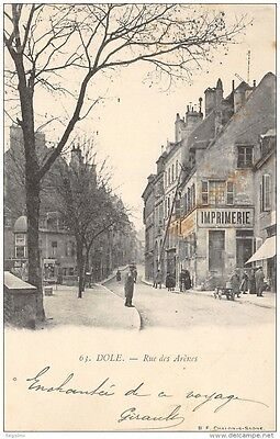 39-Dole-Rue Des Arenes-N°R2042-H/0057