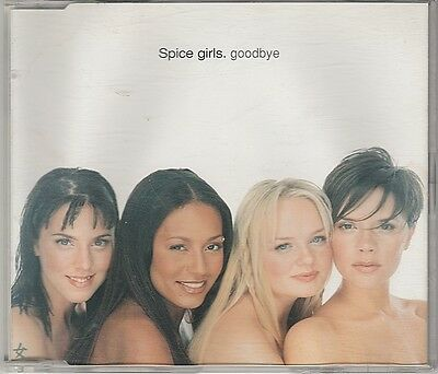 Spice Girls - Goodbye - 172 - Maxi-Cd