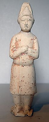 Ancient Chinese Tang Dynasty Tomb Figure - 7th Century - Authentic